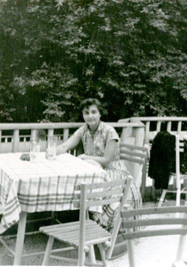 Карловы Вары, 1957