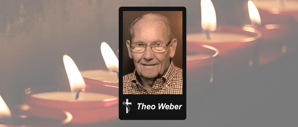 Theo Weber, Fulda