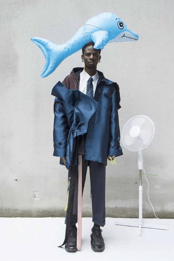 Finalista de moda: Rushemy Botter (Holanda)