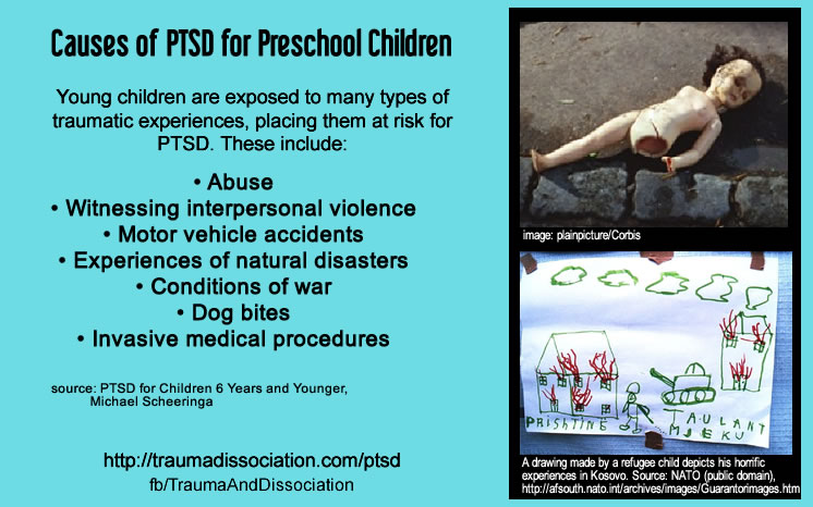 PTSD in Preschool Children
