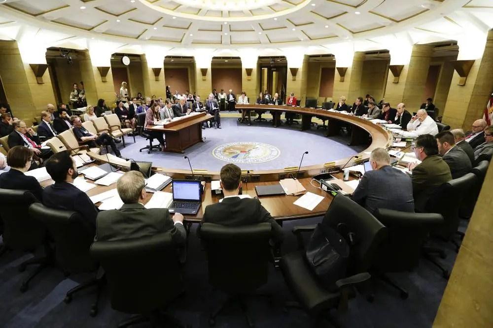 Trauma committee meeting