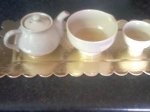 Tea, Day 5