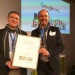 Mobile Retter gewinnen Google Impact Challenge