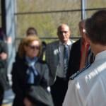 Prof. Helm informiert Vertreter des Innenministeriums