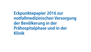 Eckpunktepapier 2016