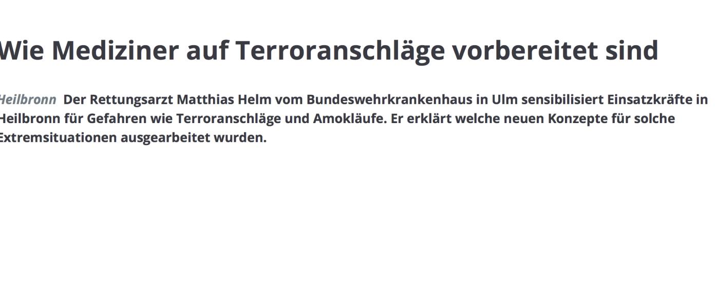 Heilbronner Stimme
