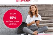 Frühbucher Hotelrabatt IntercityHotels
