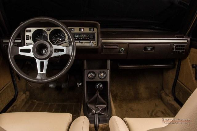 VW Scirocco GLi, Armaturenbrett, Cockpit, Innenansicht, Automobilfotograf: Stephan Hensel, Hamburg