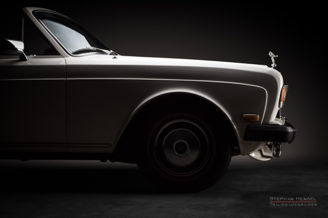 Rolls-Royce Corniche, 1979, Detailansicht, Autofotograf, Hamburg, Automobilfotograf, Oldtimerfotograf, Oldtimerfotografie, Car Photography, Stephan Hensel