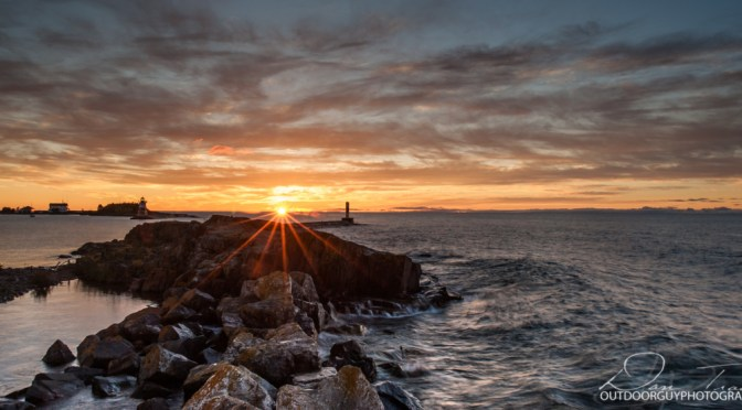 Sunrise @ Grand Marais | MN North Shore #time-lapse