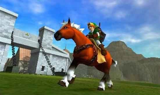 The-Legend-of-Zelda-Ocarina-of-Time-goes-3D