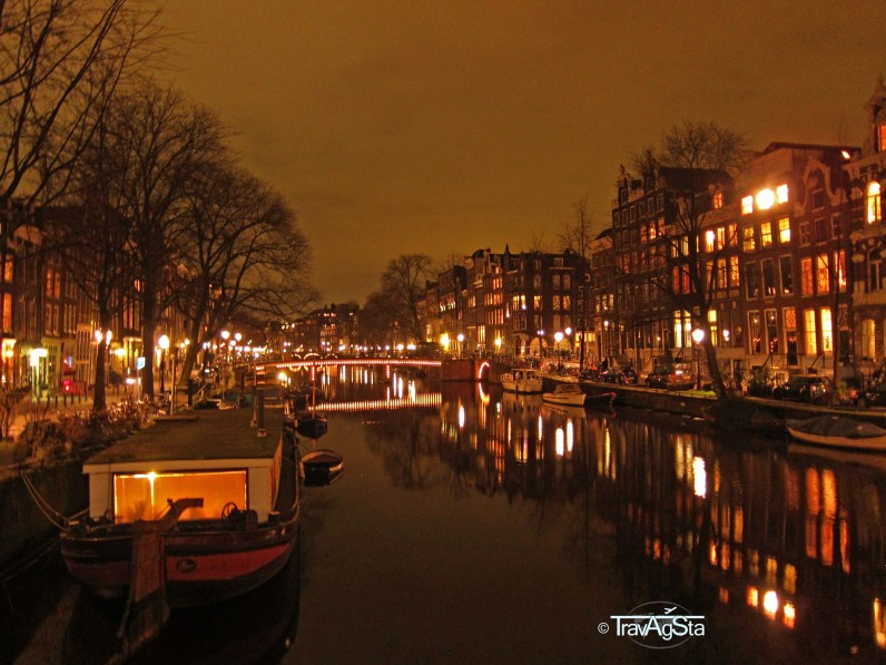 Amsterdam by nightt