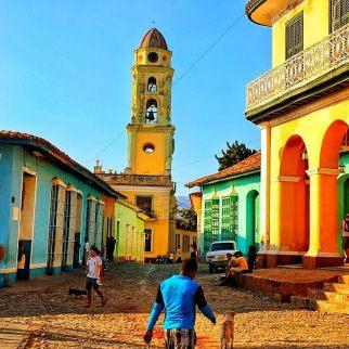 Beautiful sunlight in Trinidad! (March 2013)