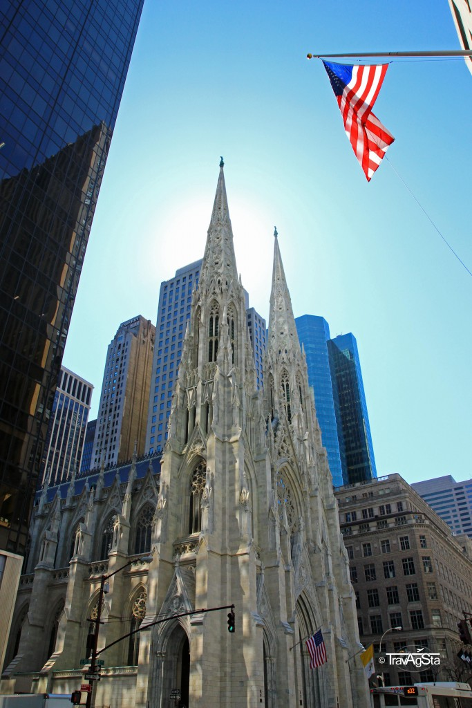 St.Patrick's Cathedral, New York, USA