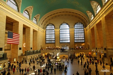 Grand Central Stationt