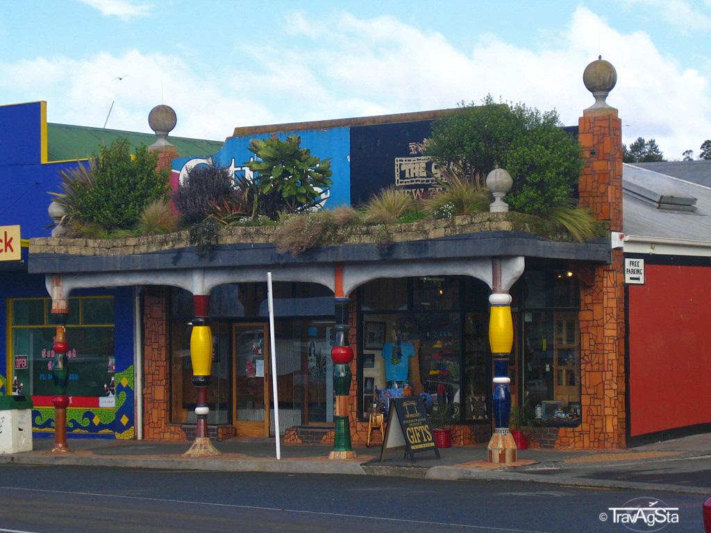 Hundertwasser - New Zealand