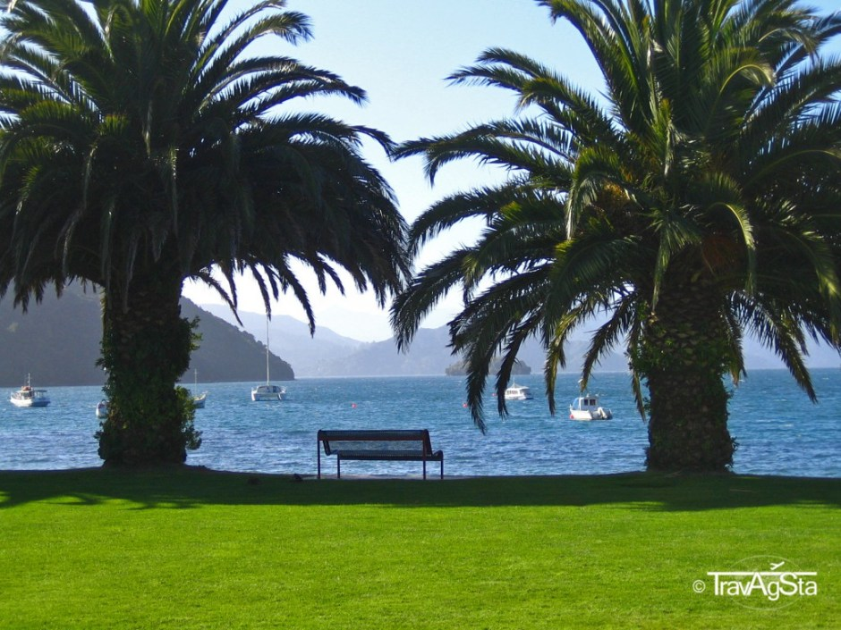 Picton - New Zealand