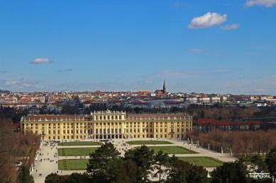 Schönbrunn Castle, Vienna, Austria