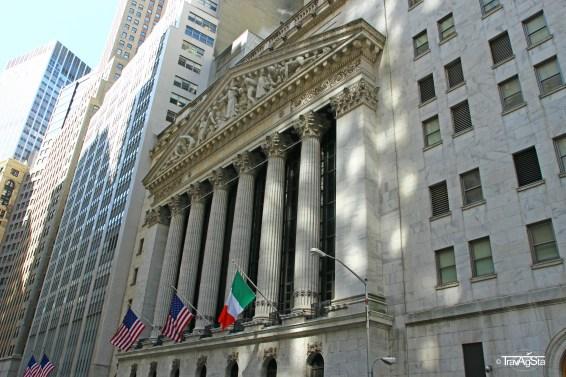 Wall Streett