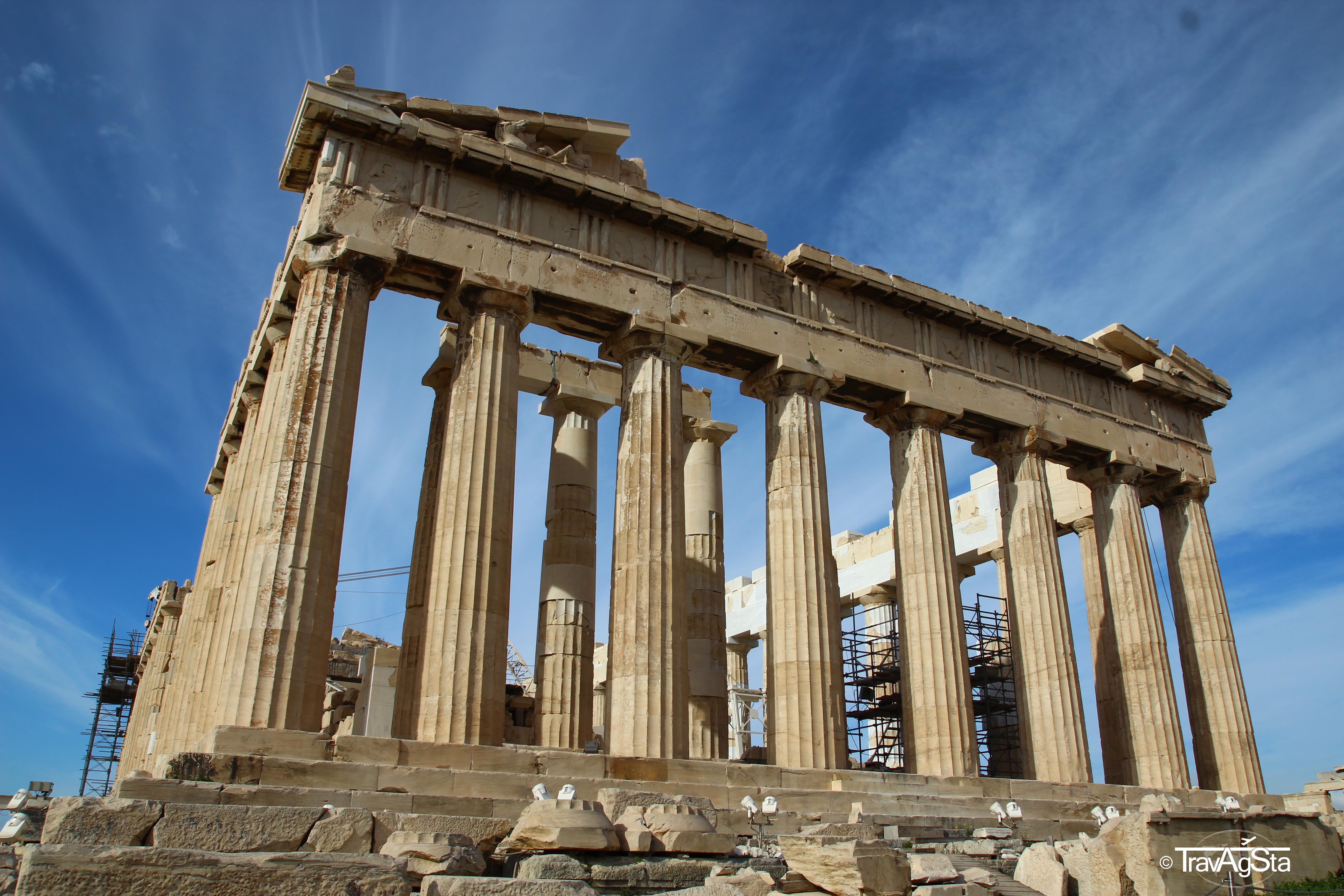 10 Gründe für Athen!