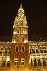 Grand Place by Nightt