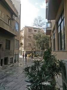 Adam's Hotel, Athens, Greece