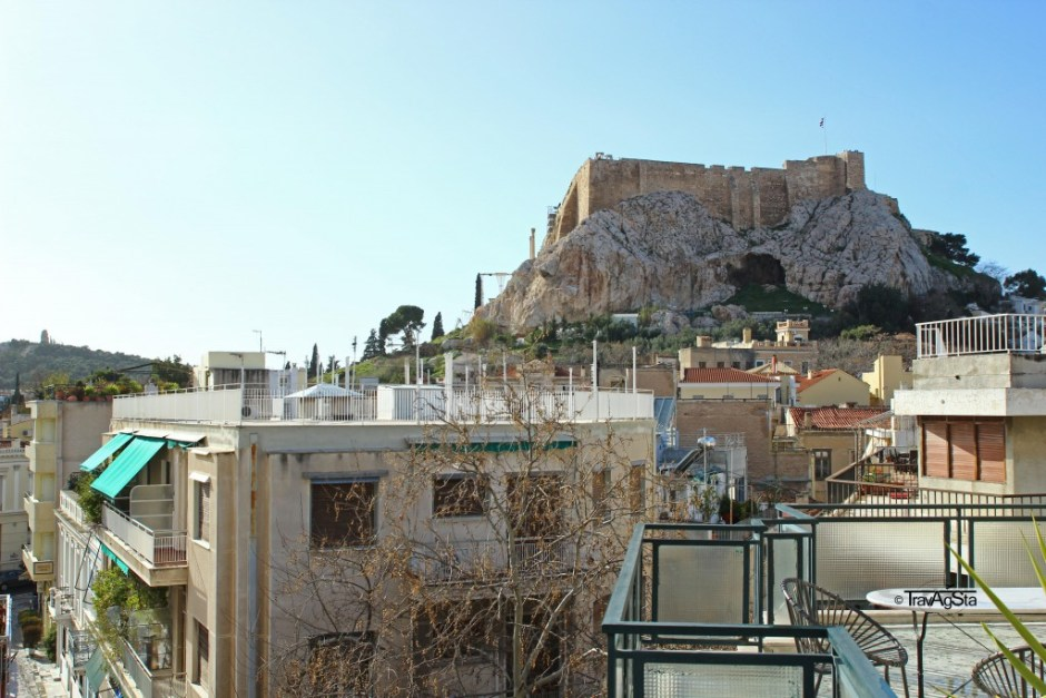 Adams Hotel, Athens, Greece