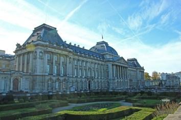 Palais Royal, Brussels, Belgium