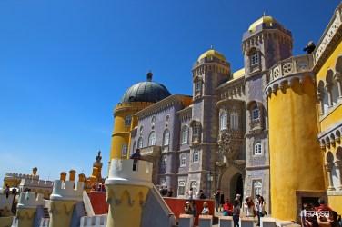 Palacio Nacional da Pena, Sintra, Portugal