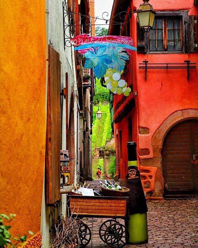 I looooved this place #france #frankreich #alsace #elsass #riquewihr #travel #wanderlust #tlpicks #beautifuldestinations #tandctravel #huffpostgram #europe #travelzoo #twintravel #travelpics #passionpassport #intrepidtravel #warrenjc #exploretocreate #tasteintravel #igworldclub #instagram #france_vacations #travelfrance #fodorsonthego