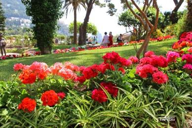 Capri, Gärten des Augustus