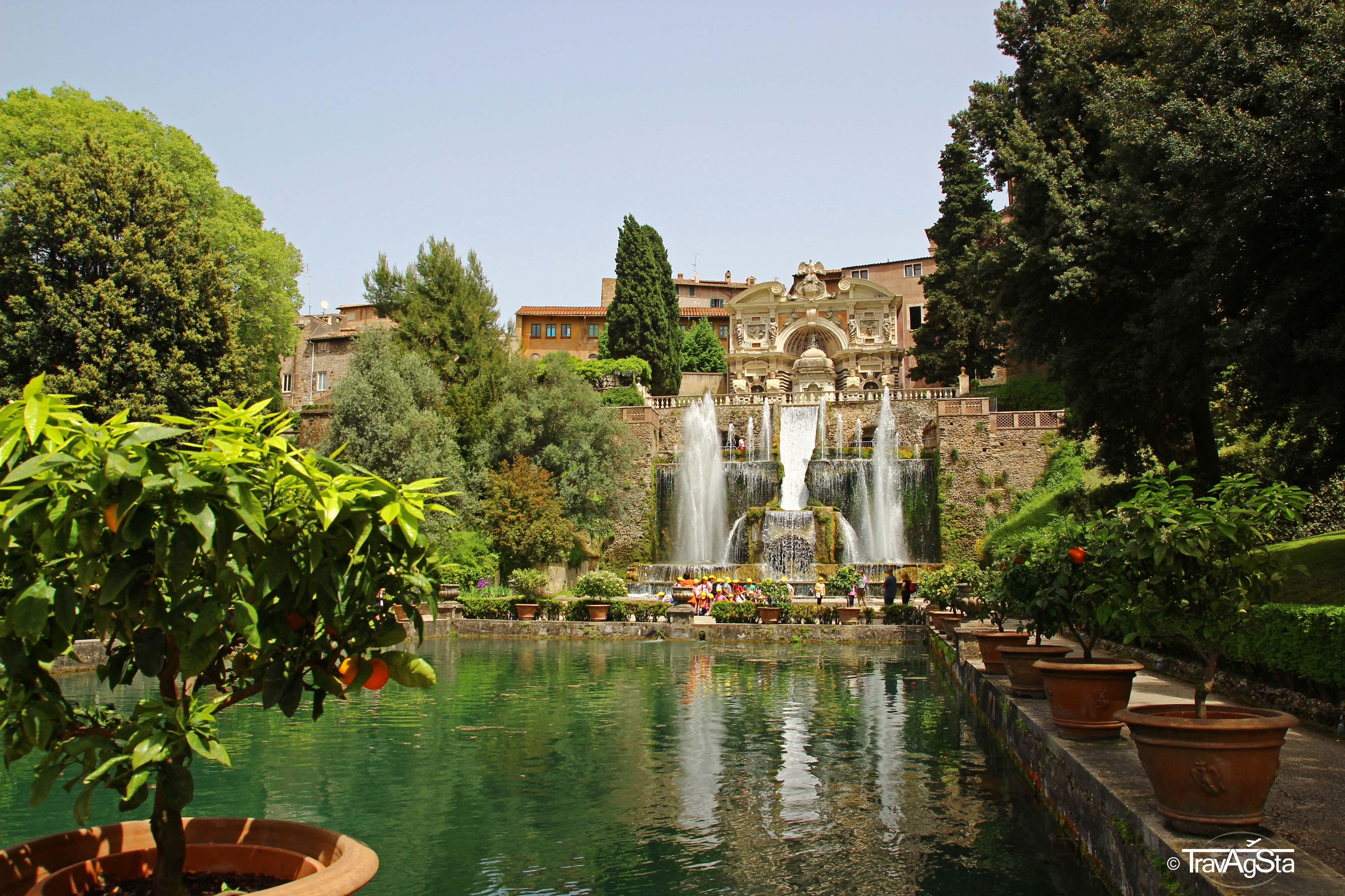 Lovely Villa d'Este!