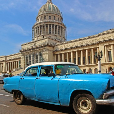 Crossing Cuba in vintage cars – An amazing travel experience!