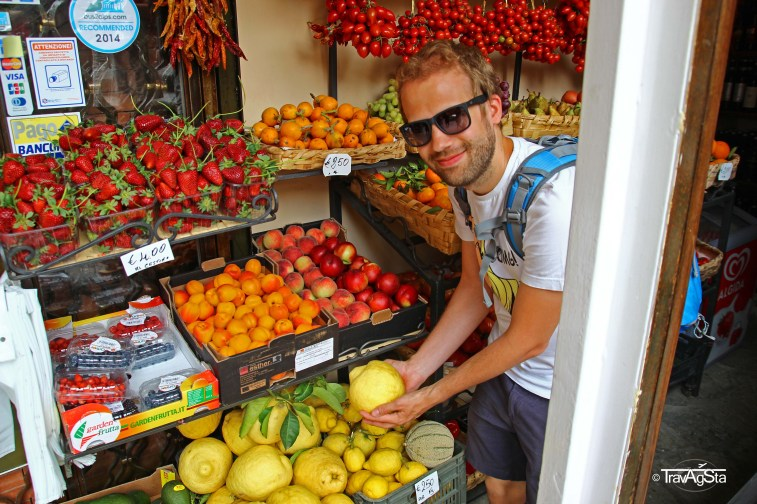 Lemons, Positano
