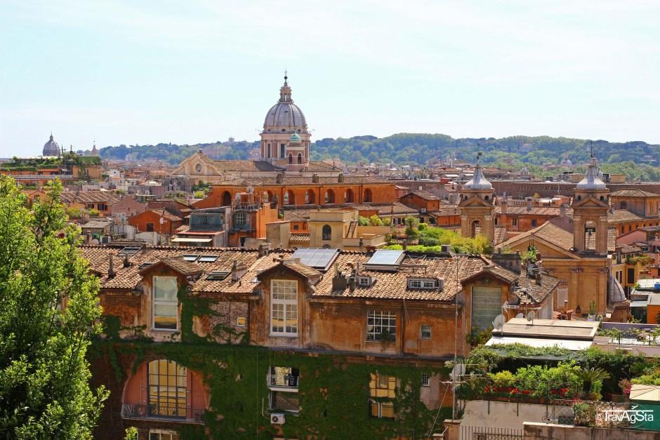 Pincio, Rome, Italy