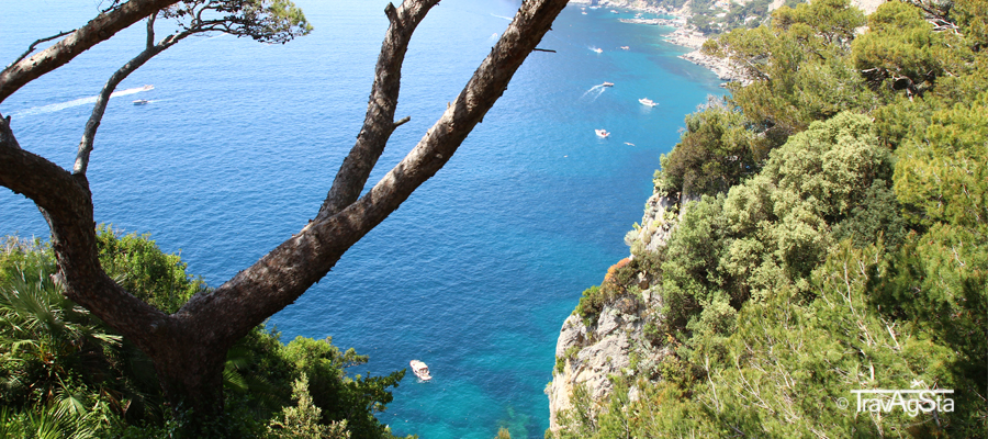 Capri – Die vielbesungene Insel!