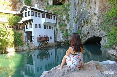 Blagaj tekja, Bosnia and Herzegovina