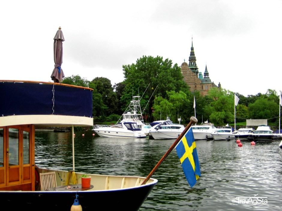 Strandvägen, Stockholm