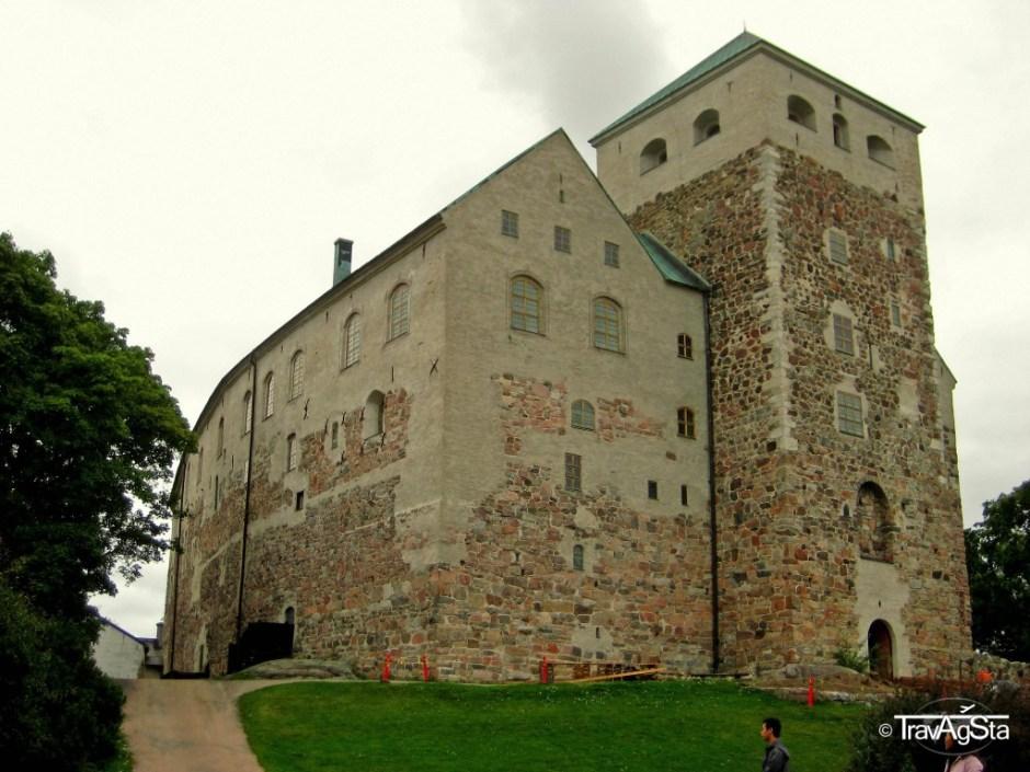 Castle in Turku