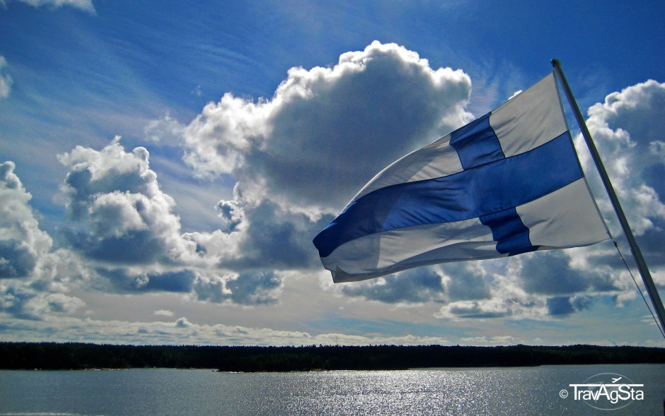 Schärengürtel, Finnland