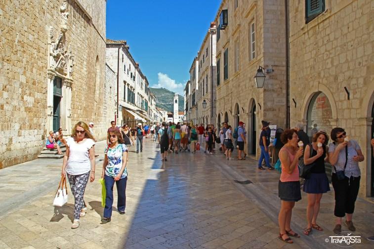 Stradun, Dubrovnik, Croatia