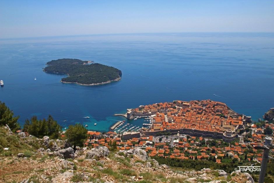 Srd, Dubrovnik, Croatia