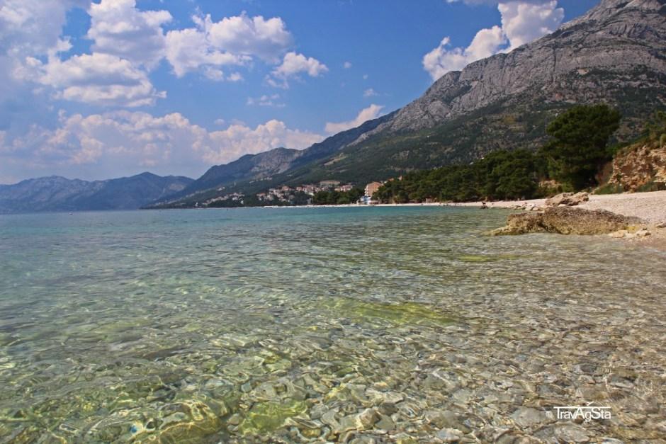 Baska Voda, Dalmatia, Croatia