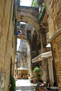 Split, Dalmatia, Croatia