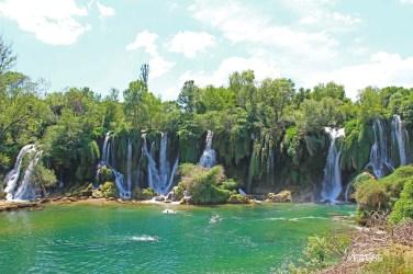 Kravice Falls, Bosnia & Herzegovina