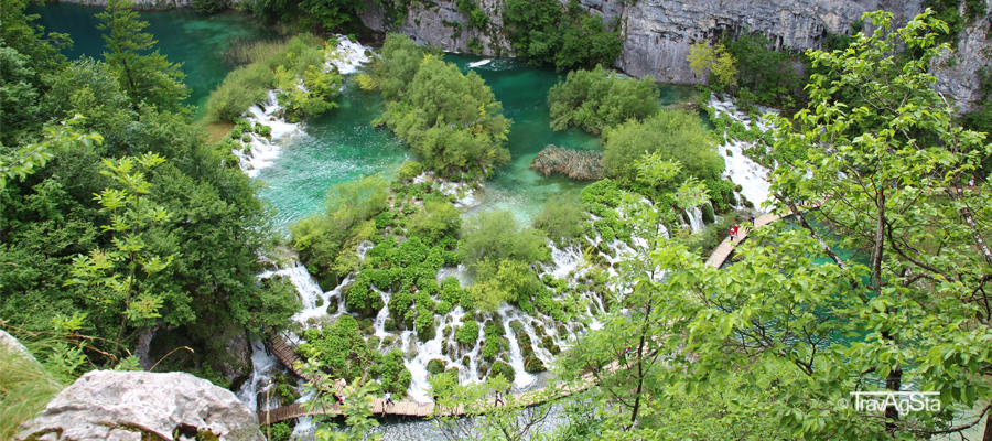 Dear Mother Nature, Thanks for the Plitvice Lakes!