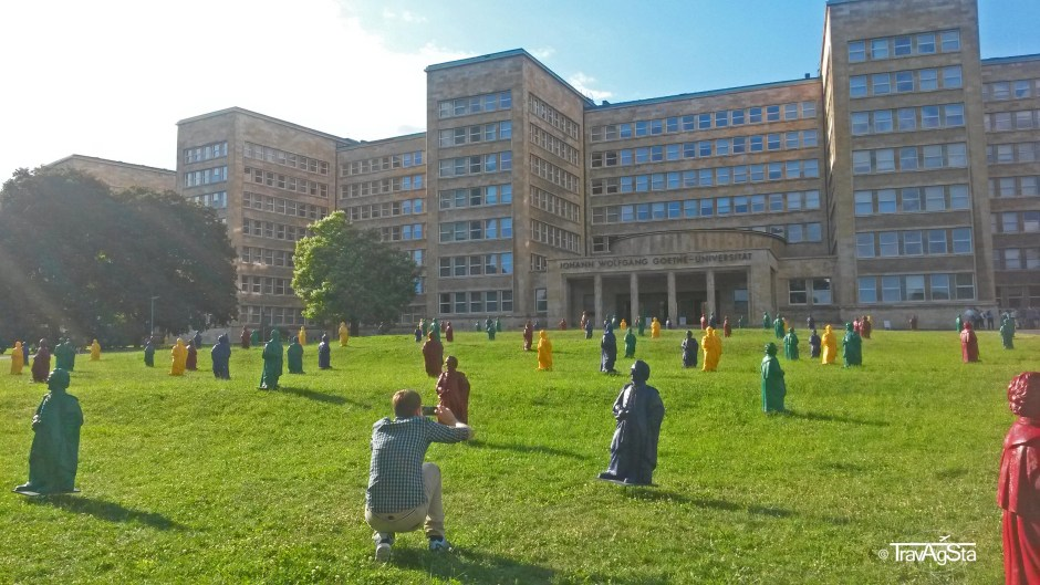 Goethe-University, Frankfurt am Main, Germany