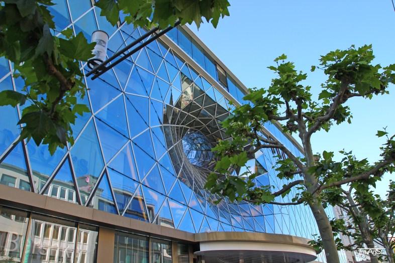 My Zeil, Frankfurt am Main, Germany