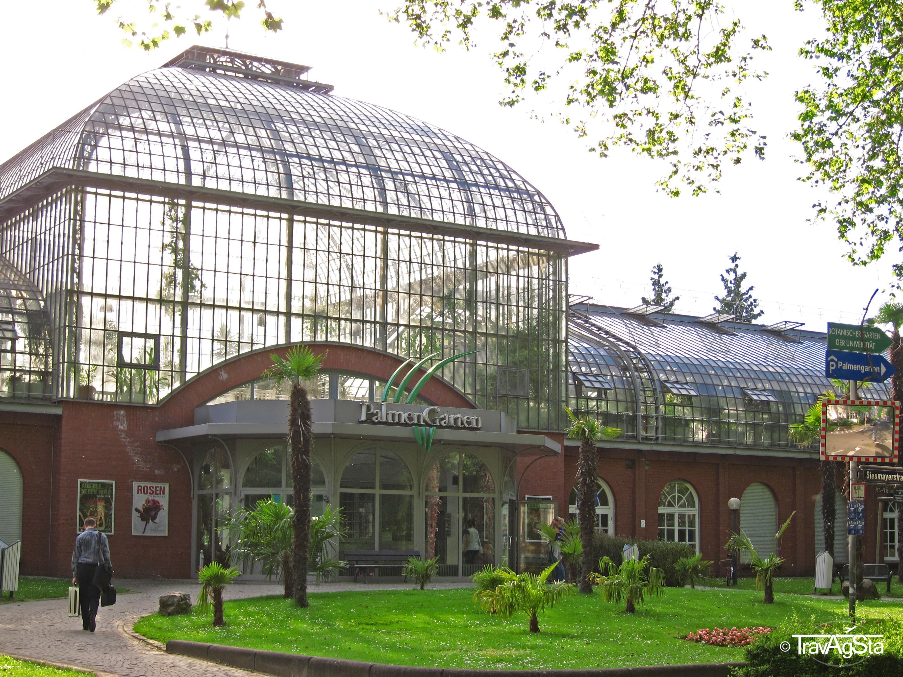 Palmengarten, Frankfurt am Main, Germany