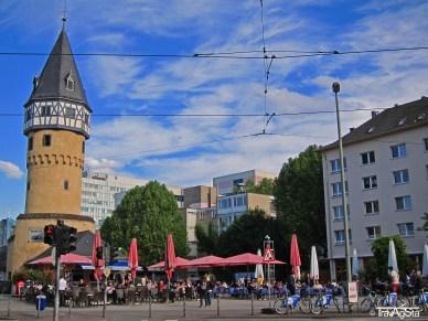 Eschenheimer Tor, Frankfurt am Main, Germany